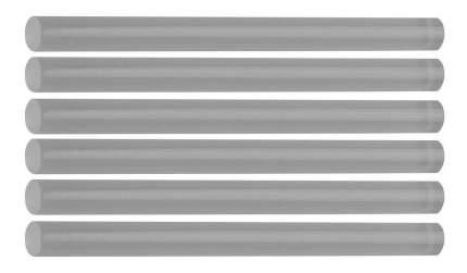 Клеевые стержни для клеевых пистолетов Stayer 2-06817-T-S06