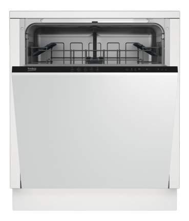Встраиваемая посудомоечная машина 60 см beko 7628158342