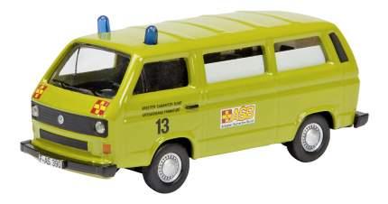 Автомобиль Schuco VW T3 Bus ASB 1:87