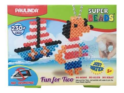 Мозаика 2 в 1: кораблик и щенок 150036-2
