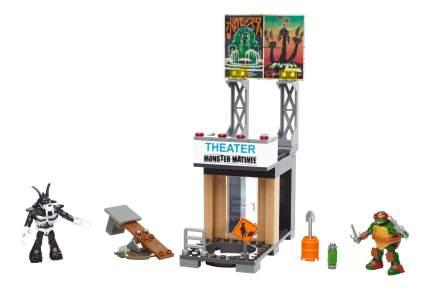 Конструктор пластиковый Mega Bloks® TMNT Взрыв на крыше DPF63 DPF64