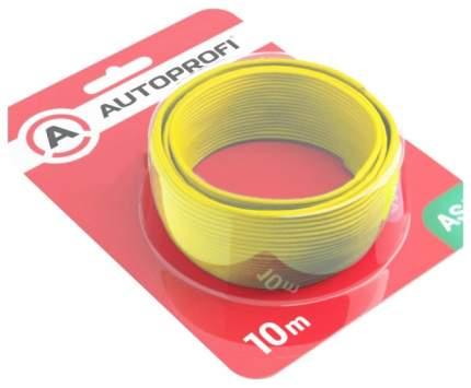 Кабель автомобильный Autoprofi 0.5 мм 0AWG Желтый APW 206