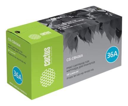 Картридж для лазерного принтера Cactus CS-CB436AS
