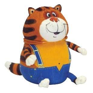 Мягкая игрушка Fancy Кот Таити 24 см Союзмультфильм