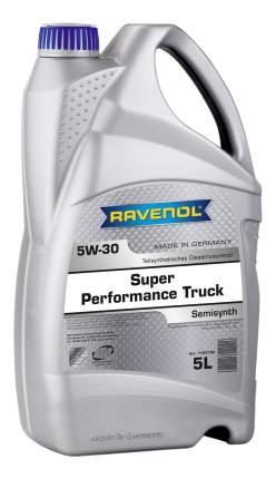 Моторное масло Ravenol Super Performance Truck SAE 5W-30 5л