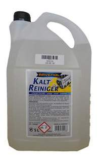 Средство для мойки с щелочью RAVENOL Kaltreiniger loesemittelfrei ( 5л)