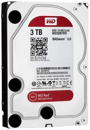 Внутренний жесткий диск Western Digital Red 3TB (WD30EFRX)
