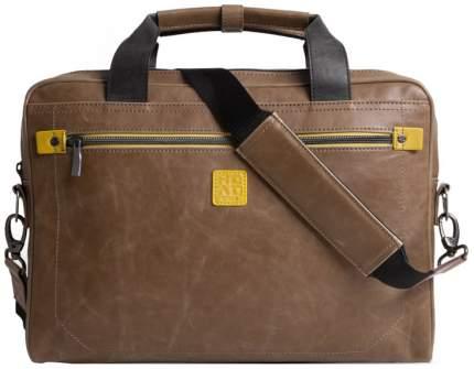 """Сумка для ноутбука 16"""" Golla G1574 Matt коричневая"""