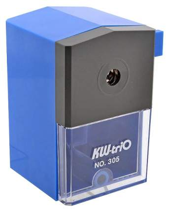 Точилка KW-trio 305A пластик Синий