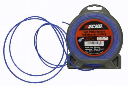 Леска для триммера Echo Silent Spiral Line 2.4мм/15м (витой) (C2070108)