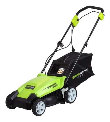 Аккумуляторная газонокосилка Greenworks G40LM35K2 2500067a