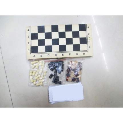 Настольная игра Shantou Шахматы + шашки