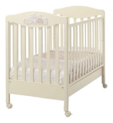 Кровать Erbesi Tippy Слоновая Кость