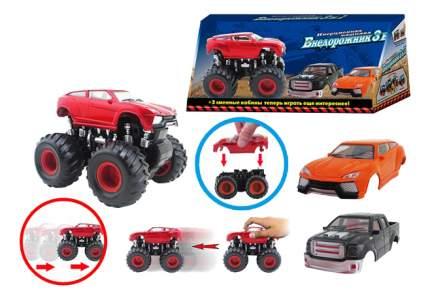 Джип инерционный S+S Toys 100878552