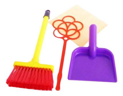 Набор для уборки игрушечный Совтехстром Золушка №1