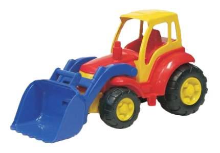 Трактор Полесье Чемпион с ковшом П-0476
