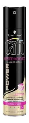 Лак для волос Taft Power Укрепление волос мегафиксация 225 мл