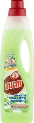 Средство для мытья полов и других поверхностей Аист с глицерином зеленый бриз 950 мл