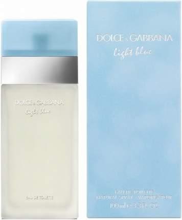 Туалетная вода DOLCE&GABBANA Light Blue 100 мл