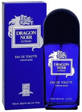 Туалетная вода DRAGON PARFUMS Dragon Noir Extreme 100 мл