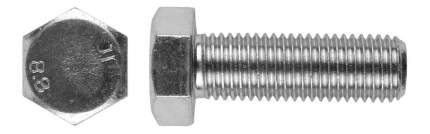 Болт KRAFTOOL 303074-16-050 M16x50мм, 50шт