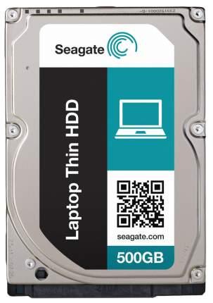 Внутренний жесткий диск Seagate laptop Thin HDD ST500LM021 500GB (ST500LM021)