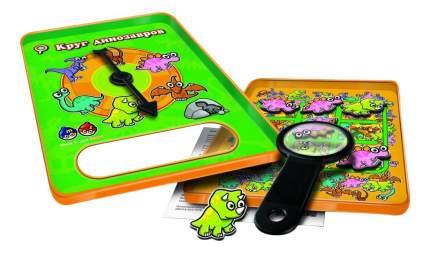 Магнитная игра Mack & Zack Динозавры
