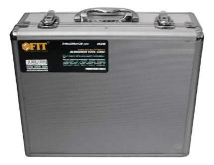 Металлический ящик для инструментов FIT 65610