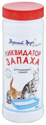 Нейтрализатор запаха животных Верный Друг пластиковая банка