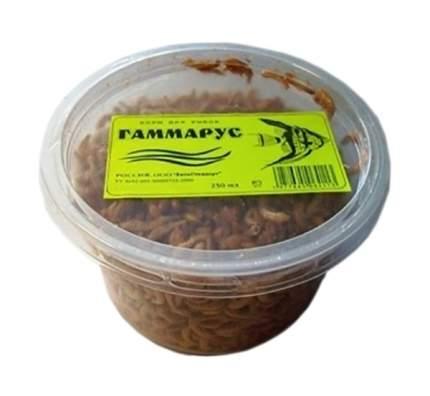 Корм для рыб ВитаСтандарт Гаммарус для рыб, палочки, 250 мл