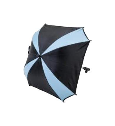 Зонтик для коляски Altabebe AL7003-24 Black/Light Blue