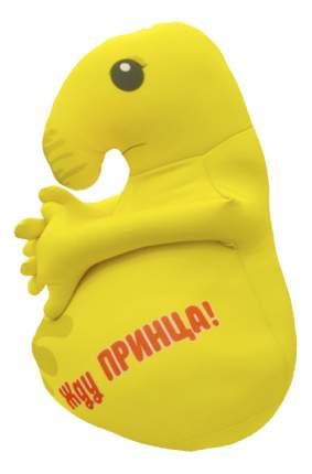 Игрушка-антистресс Оранжевый кот Хочун мини желтый