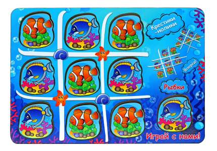 Семейная настольная игра Мастер игрушек Водный мир