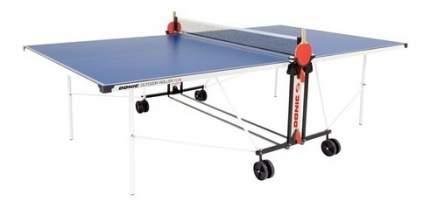 Теннисный стол Donic Outdoor Roller Fun синий, с сеткой