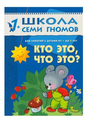 Книжка Мозаика-Синтез Школа Семи Гномов кто Это, Что Это?