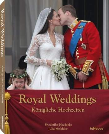 Книга Royal Weddings