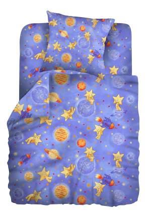 Комплект детского постельного белья Непоседа Бязь Кошки-мышки КДКм-1 Космостар