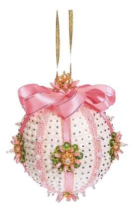 Набор для создания украшений Волшебная Мастерская Нежность розовый