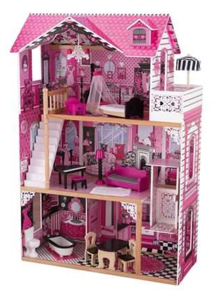 Кукольный дом KidKraft Амелия с мебелью