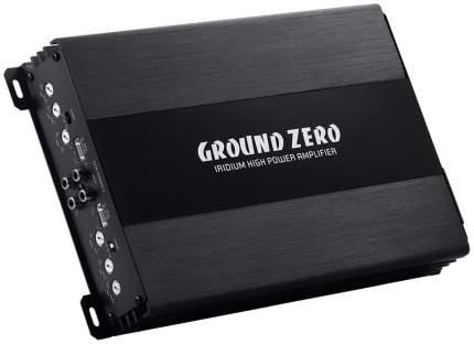 Усилитель 4-канальный Ground Zero Iridium GZIA 4115HPX-II