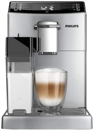 Кофемашина автоматическая Philips 4000 series EP4050/10 Silver