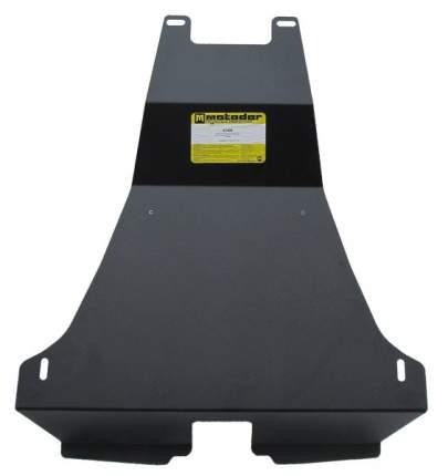 Защита заднего бампера motodor для Nissan motodor.61406