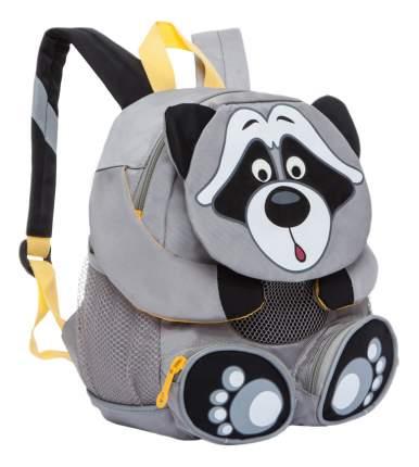 Рюкзак Grizzly RS-898-2 детский/2 енот