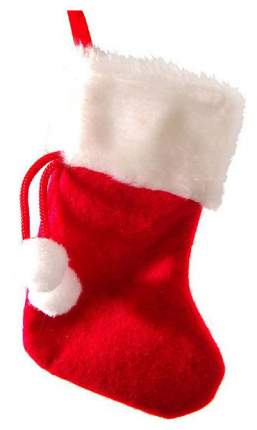 Чулок для подарков Kaemingk 664523 Белый, красный