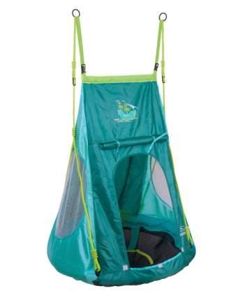 Качели-гнездо Hudora 90 с палаткой Пираты