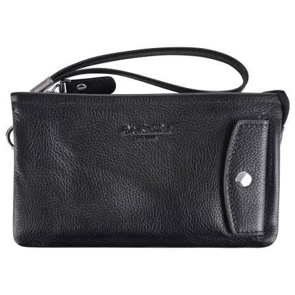 Клатч мужской кожаный Dr. Koffer B402402-220-04 черный