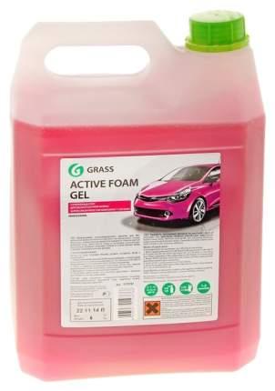 Автошампунь GRASS Active Foam GEL 5л 6000г 113151