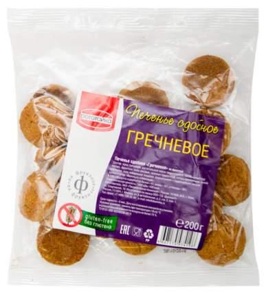 Печенье сдобное гречневое Рототайка без глютена 200 г