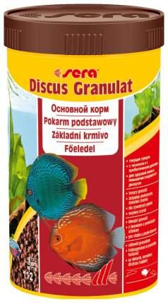 Корм для рыб Sera DISCUS GRANULAT, гранулы, 250 мл