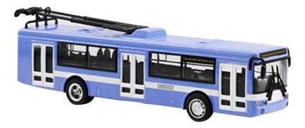Троллейбус инерционный синий Play Smart А74800